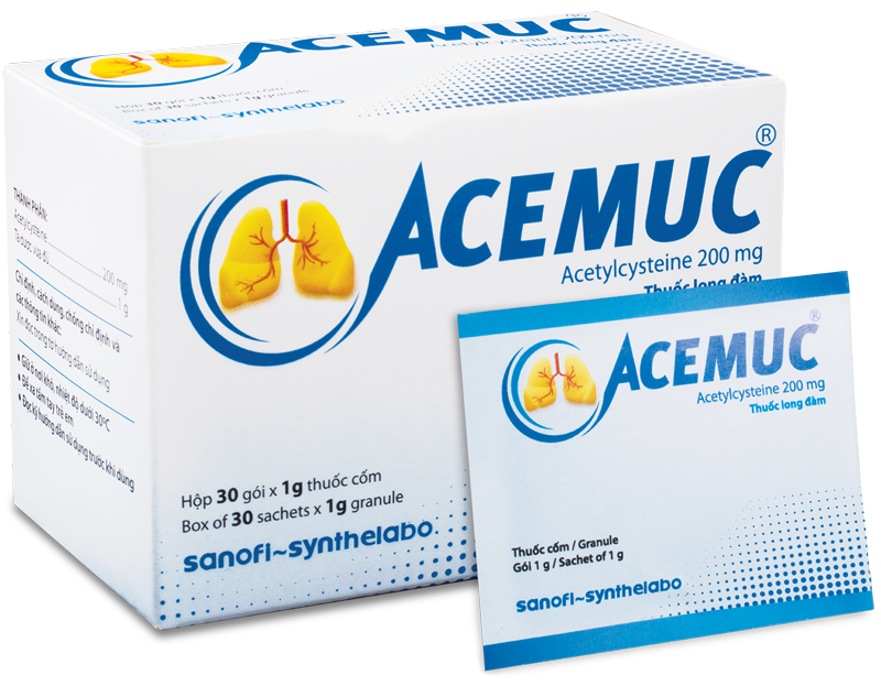 Acemuc Kids 200mg